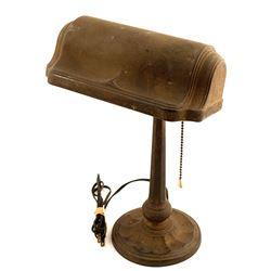 Metal Electric Desk Lamp