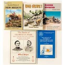Western US Book Group of 5