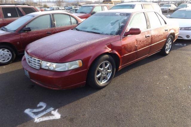 2001 Cadillac Seville Speeds Auto Auctions