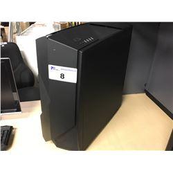 HIGH END GAMING COMPUTER: AMD RYZEN 7 1700 8 CORE 3.00 GHZ PROCESSOR, B350 TOMAHAWK MOTHERBOARD, 8