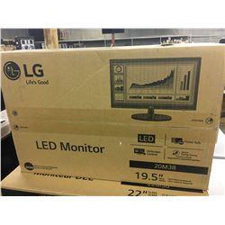 LG 19.5'' LED MONITOR