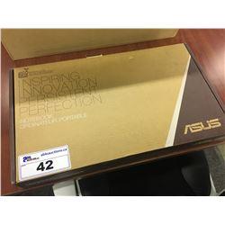 ASUS K550L NOTEBOOK COMPUTER WITH 15'' SCREEN, INTEL I5-2400U CPU, 750 GB HDD, 4 GB RAM, USB 3,