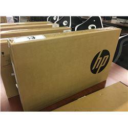 HP LAPTOP COMPUTER, INTEL I5-7200U 2.5 GHZ CPU, 1 TB HDD, 8 GB DDR4 RAM, 17'' SCREEN, RADEON GPU,