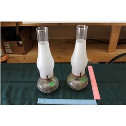 Small Oil Lamps (2)