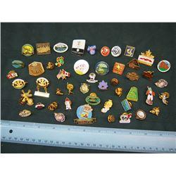 Lot of Various Pins