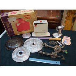Lot of Vintage Kitchenware