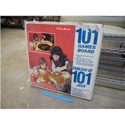 Coleco 101 Games Board
