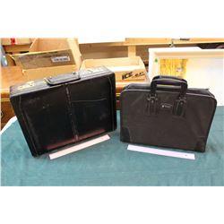A Briefcase & Binder