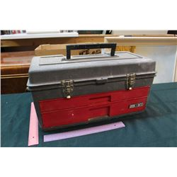 Tool Box w/Electrical Parts