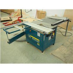 "Hammer K3 Table Saw, 12"" Blades Comes W/ 3 Blades, 220V"