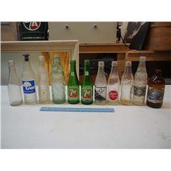 Vintage Pop Bottles (11)