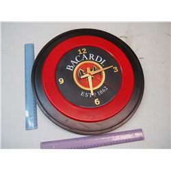 Bacardi Clock