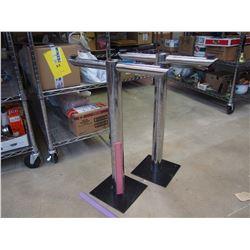 Metal Stands (2)