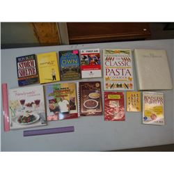 Lot of Various Books