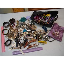 Lot of Jewellery & Watches