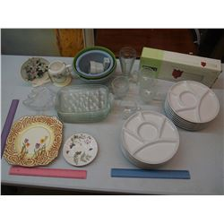 Lot of Assorted Dishware