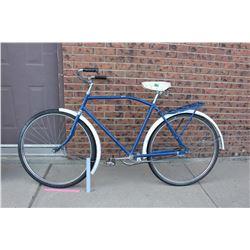Vintage Black Hawk Bicycle