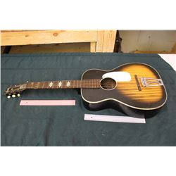 Acoustic Stella Guitar