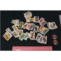 Lot of Red Rose Tea Cards