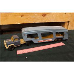 Tonka Metal Automobile Carrier