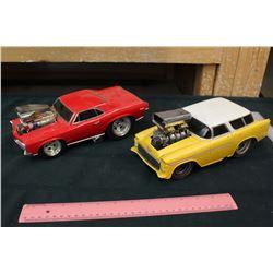 Toy Cars (2)(1966 GTO)