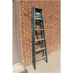 "Wooden Ladder (67"" Tall)"