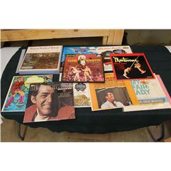 Lot of LP Records (10)