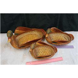 Duck Baskets (3)