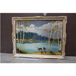 Original Painting by Henry Beaudry