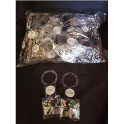 2 Bags Full Of Wine Charms (Approx 200 Total Wine Charms)