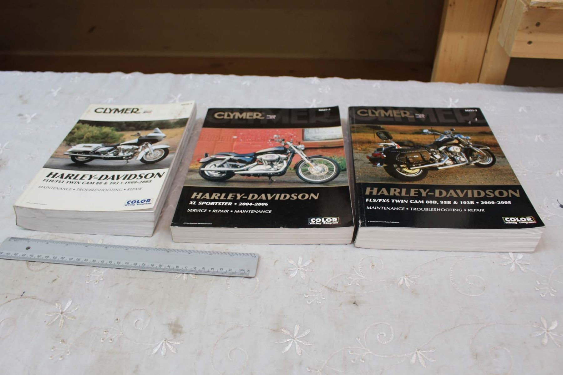 clymer manuals any good