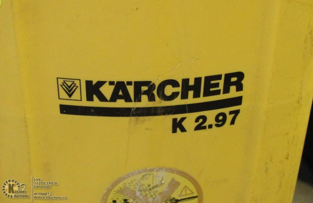 KARCHER K2 97 PRESSURE WASHER