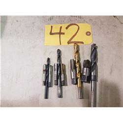 Drill Tap NPT Set 1/16-27 to 3/8-18)