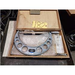 TESA Micrometer 225mm-250mm