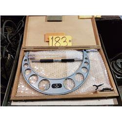 TESA Micrometer 275mm-300mm