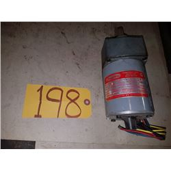 Dayton Permanent Split Capacitor Gear Motor 115v 1/25hp