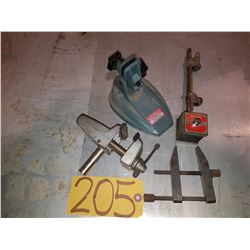 Assorted Vise & Bloc