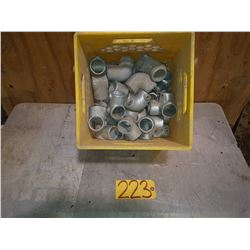 Lot of Pipe fixture