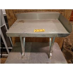 Aluminum Work Table