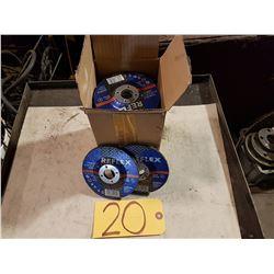 REFLEX Grinding Disc 4''1/2 x 1/4