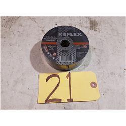REFLEX Cutting Disc Disc 4''1/2 x 1/25