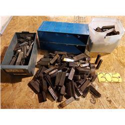 Box of Toolbit L-Shape & Assorted type