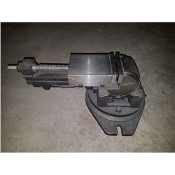Indexable Multi-Angle Milling Vise 4''