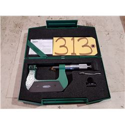 New Insize Screw Thread Micrometer 1'' x 2''  .001