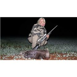 7 Night hunt for 7 Days with Monkane Safaris in South Africa for 2 Hunters