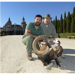 Spain 5 day hunt for 1 hunter & 1 non-hunter with Giuseppe Carrizosa