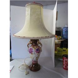 Retro 70s Electric Lamp