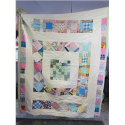 5'x6' Patchwork Quilt