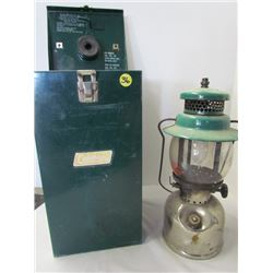 """Coleman """"The sunshine of the Night"""" Lantern Patn'd 4/1948 comes with case"""