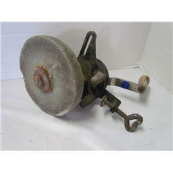 Hand Sycle Stone Sharpener